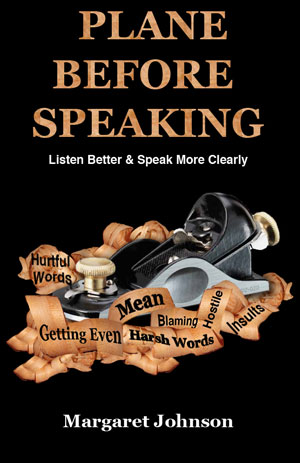 Plane Before Speaking book cover